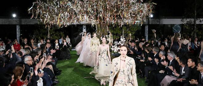 Dior est racheté par LVMH