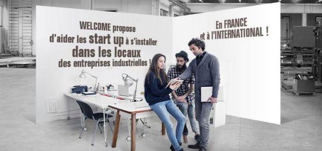Welcome, mise en relation start-up et entreprises par la BPI