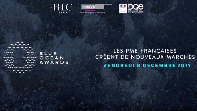 Blue Ocean Awards, pour valoriser les PME innovantes