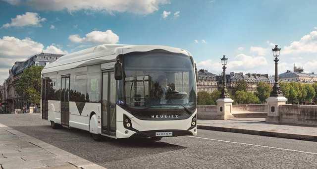 Les bus Heuliez vont s'équiper avec Forsee Power et sa batterie intelligente
