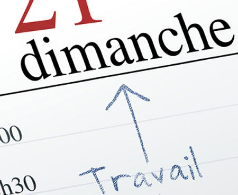 Travail le dimanche : ouverture autorisée à Paris dès le 17 octobre